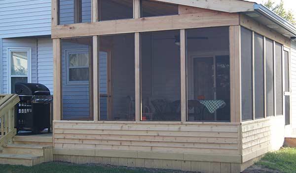 Custom Porches